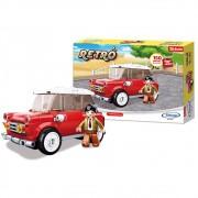Bloco de Encaixe Retrô Mini Carro 150 peças - Xalingo