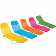 Cadeira Espreguiçadeira Dobravel Fashion - Mor