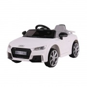 Carro Elétrico Audi TT 12v Branco com Controle - Bel Brink