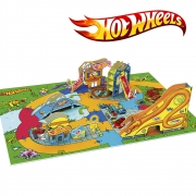 Playset Cidade Cobra Hot Wheels  - Xalingo