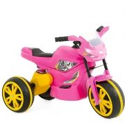 Moto Elétrica Xturbo Rosa