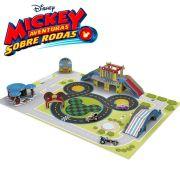 Quebra-cabeça 3D Circuito Aventura Mickey Disney - Xalingo