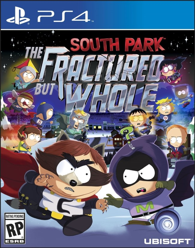 South Park: The Fractured but Whole (Pré-venda) - PS4  - FastGames - Gamers levados a sério