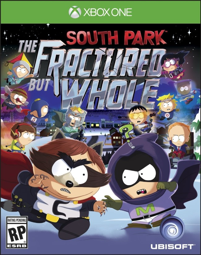 South Park: The Fractured but Whole (Pré-venda) - XBOX One  - FastGames - Gamers levados a sério