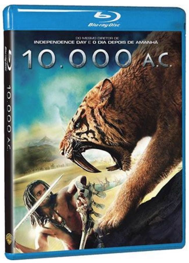10.000 A. C. - Blu-ray  - FastGames