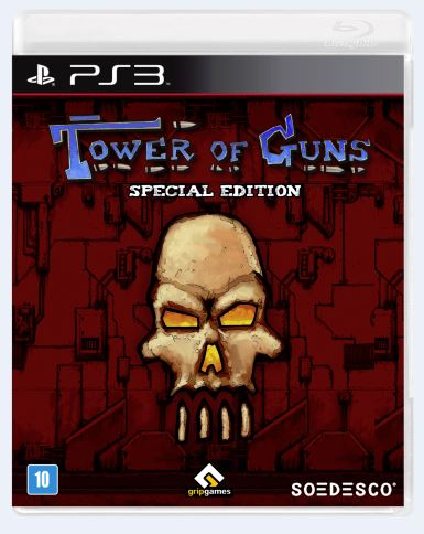 Tower Of Guns: Special Edition - PS3  - FastGames - Gamers levados a sério