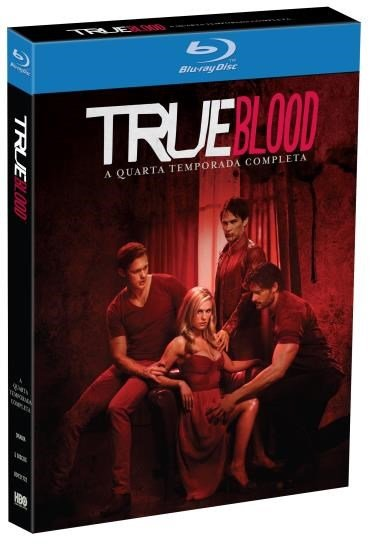 True Blood: 4ª Temporada (5 Discos) - Blu-ray  - FastGames - Gamers levados a sério