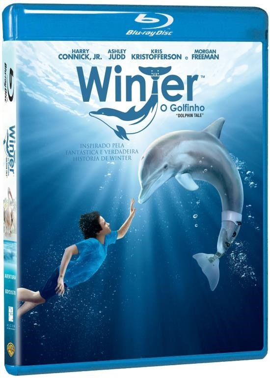 Winter: o Golfinho - Blu-ray