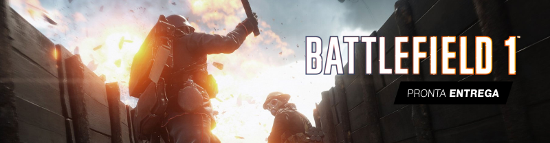 Battlefield 1 a pronta entrega - ps4 - xbox one