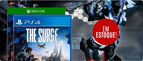 The Surge - Pronta em Entrega