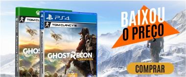 Tom Clancys Ghost Recon Wildlands - PS4 - Xbox One
