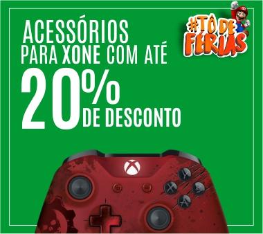 Acessórios Xbox One