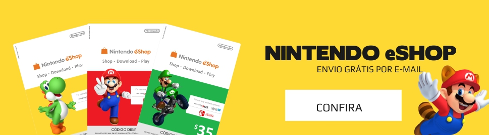 Nintendo E-shop - Wii u - 3Ds - Switch