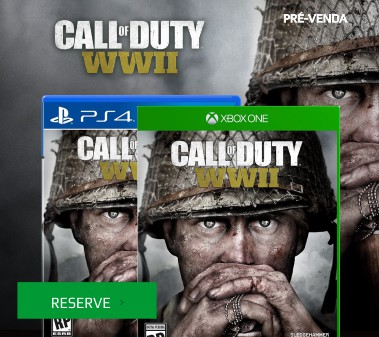 Call of Duty: WWII (Pré-venda)