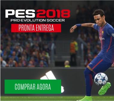 pro evolution soccer (pes) 2018