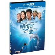 Winter: o Golfinho - Blu-ray 3D + Blu-ray