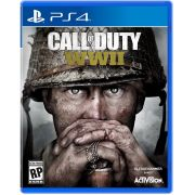 Call of Duty: WWII (Pré-venda) - PS4