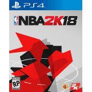 NBA 2K18 (Pré-venda) - PS4
