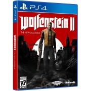 Wolfenstein II: The New Colossus (Pré-venda) - PS4