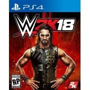WWE 2K18 (Pré-venda) - PS4