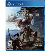 Monster Hunter World (Pré-venda) - PS4