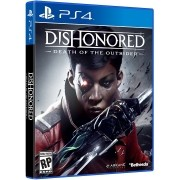 Dishonored: Death of the Outsider (Pré-venda) - PS4