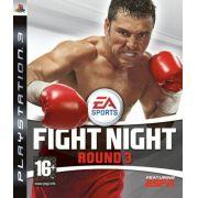 Fight Night Round 3 (Seminovo) - PS3