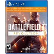 Battlefield 1 Revolution Edition (Pré-venda) - PS4