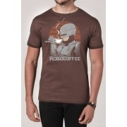 Camiseta RoboCoffee - Masculina