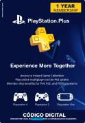 Cartão PSN Plus 12 Meses (PSN Americana)