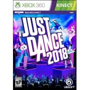Just Dance 2018 (Pré-venda) - XBOX 360