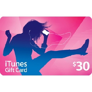 Cartão Itunes $30 Gift Card  - FastGames