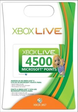 4500 Live Points (Live Brasil)  - FastGames