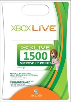 1500 Live Points (Live Brasil)  - FastGames
