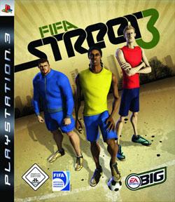 Fifa Street 3 (Seminovo) - PS3  - FastGames - Gamers levados a sério
