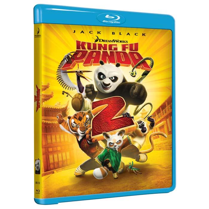 Kung Fu Panda 2 - Blu-ray  - FastGames