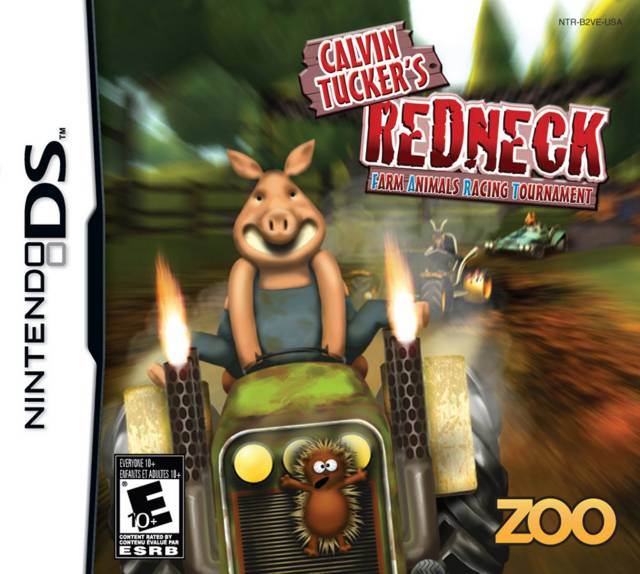 Calvin Tucker´s Redneck Racing - DS  - FastGames