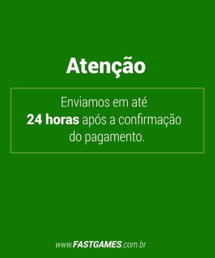 Cartão XBOX Live R$50 (Live Brasil)  - FastGames