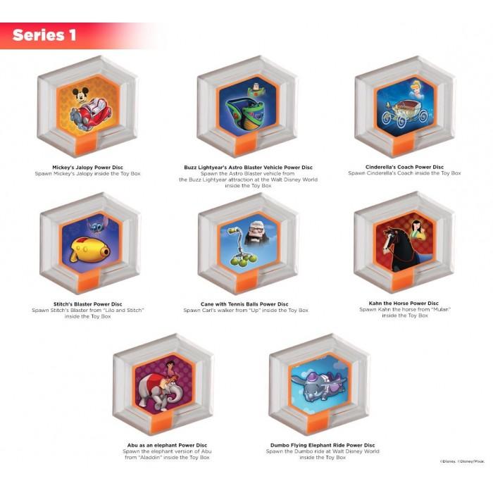 Disney Infinity - Discos de Poder  - FastGames