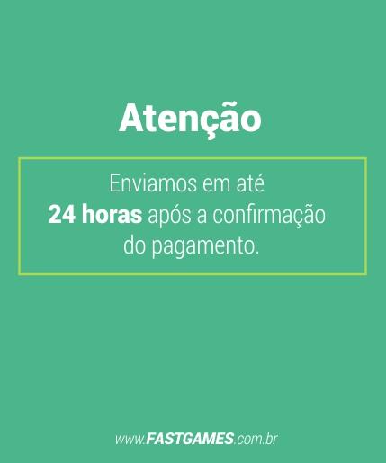 Cartão Google Play Brasil R$30  - FastGames