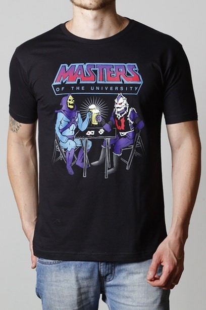 Camiseta Masters Of The University - Masculina