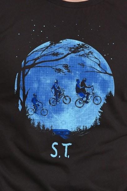 Camiseta Stranger Things - Masculina  - FastGames