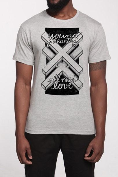Camiseta The XX - Masculina  - FastGames