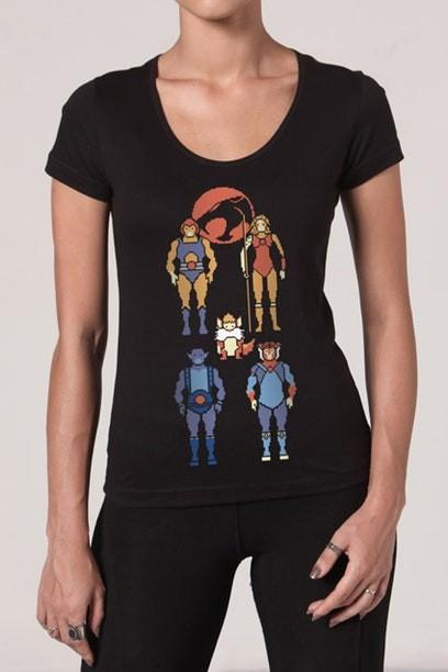 Camiseta ThunderCats - Feminina  - FastGames