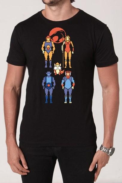 Camiseta ThunderCats - Masculina  - FastGames