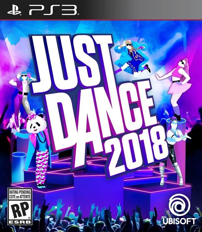 Just Dance 2018 (Pré-venda) - PS3  - FastGames - Gamers levados a sério