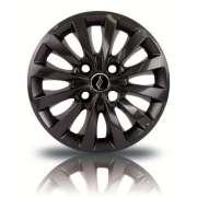 Jogo de Calotas Aro 13 Cubo Alto p/ linha GM-Fiat modelo Passat CC Black - Elitte