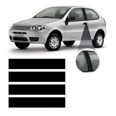 Adesivo BlackOut Universal Preto Fosco 4 Portas