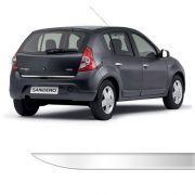 Friso Porta Malas Renault Sandero Até 2014 Cromado Resinado