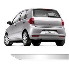 Friso Porta Malas Volkswagen Fox 2012 Até 2014 Cromado Resinado